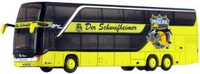 LEMKE LC4477 Setra S 431 DT KEV Mannschaftsbus | Busmodell 1:160 kaufen
