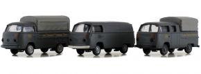 LEMKEcollection LC3871 VW Bus T2 DB Kasten/Pritsche Set | 3-tlg. | Modellautos 1:160 kaufen