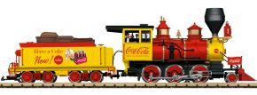 LGB 20282 Dampflok Mogul Coca Cola | digital Sound | Rauch | Spur G kaufen