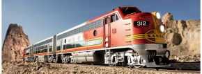 LGB 20581 Diesellok F7A Santa Fe | mfx/DCC Sound | Spur G kaufen