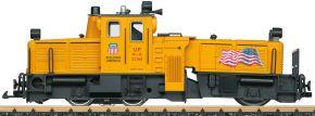 LGB 21672 Schienenreinigungslok USA UP | mfx/DCC Sound | Spur G kaufen