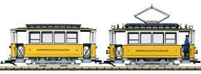 LGB 23363 Straßenbahn-Triebwagen Kirnitzschtalbahn | mfx/DCC Sound | Spur G kaufen