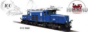 LGB 26602 E-Lok Ge 6/6 I 412 RhB | 100 Jahre Krokodil | mfx/DCC Sound | Spur G kaufen
