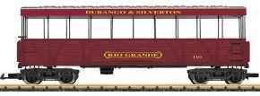 LGB 30261 Aussichtswagen Rio Grande D&S RR | Spur G kaufen