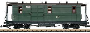 LGB 30324 Gepäckwagen KD4 DR | Spur G kaufen