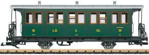 LGB 30341 Personenwagen C 32 3. Kl. RhB | Spur G kaufen
