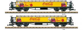 LGB 32356 Coca Cola Aussichtswagen | Spur G kaufen