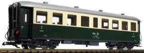LGB 32523 Personenwagen 2.Klasse | RhB | Spur G kaufen