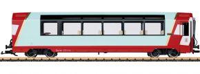 LGB 33670 Panoramawagen Excellence Class Glacier Express RhB | Spur G kaufen