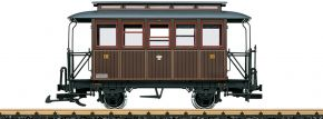 LGB 35095 Personenwagen 3.Kl. k.sä.St.E. | Spur G