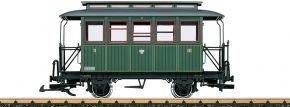 LGB 35096 Personenwagen 3.Kl. k.sä.St.E. | Spur G kaufen