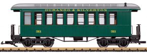 LGB 36821 Personenwagen Durango & Silverton | Spur G kaufen