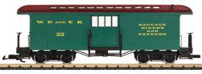 LGB 36846 Gepäckwagen | WP&YR | Spur G kaufen