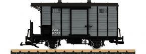 LGB 40078 Gedeckter Güterwagen Musem M.T.V. | Spur G kaufen