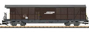 LGB 40083 Gedeckter Güterwagen Gak-v RhB | Spur G kaufen
