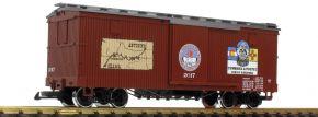 LGB 40671 Gedeckter Güterwagen Cumbres & Toltec RR | Spur G kaufen