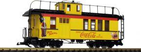 LGB 40757 Güterzug-Begleitwagen Coca Cola | Spur G kaufen