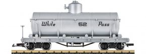 LGB 40808 Kesselwagen White Pass & Yukon RR | Spur G kaufen