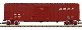 LGB 42931 Gedeckter Güterwagen BNSF | Spur G kaufen