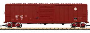 LGB 42932 Gedeckter Güterwagen BNSF | Spur G kaufen