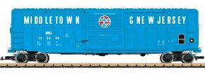LGB 42933 Gedeckter Güterwagen MNJ | Spur G kaufen