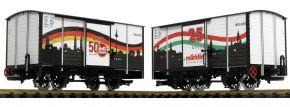 LGB 43264 Sonderwagen 25 Jahre Werk Györ | Spur G kaufen