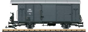 LGB 43814 Gedeckter Güterwagen RhB | Spur G kaufen
