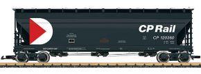 LGB 43822 Gedeckter Schüttgutwagen CP Rail | Spur G kaufen
