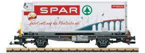 LGB 46897 Containerwagen Spar RhB | Spur G kaufen