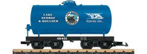 LGB 48401 Kesselwagen Lake George & Boulder RR | Spur G kaufen