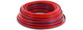LGB 51230 Doppellitze, blau/rot | Fahrstrom-Kabel | 15 Meter kaufen
