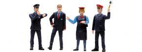 LGB 53002 Figuren-Set Bahnpersonal Schweiz | 4 Figuren | Spur G kaufen