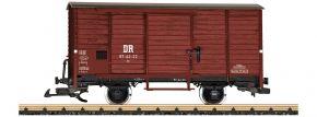 LGB L42270 Gedeckter Güterwagen RüBB | Spur G kaufen