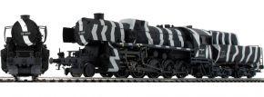 LILIPUT L131524 Dampflok BR 52 Tarnanstrich Kriegslok DRB | DC analog | Spur H0 kaufen
