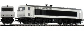 LILIPUT 132050 Diesellok DE 2500 202, weiss | DC analog | Spur H0 kaufen