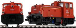 LILIPUT 132475 Rangier-Diesellok Rh 2060, blutorange ÖBB | DC analog | Spur H0 kaufen