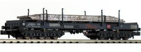 LILIPUT 265795 Coiltransportwagen Sahmms, grau | mit Stahlplatten | DB | Spur N kaufen