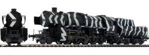 LILIPUT L131503 Dampflok BR 42 Tarnanstrich Kriegslok DRB | DC analog | Spur H0 kaufen