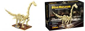 Linoos 7007 Dino Museum 7 | Dinosaurier Baukasten kaufen