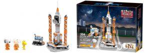 LINOOS LN8013 Snoopy Raketenstart | Raumfahrt Baukasten kaufen