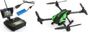 LRP 220715 Gravit FPV Xtreme-80 2.4Ghz Race-Quadrocopter | RC RTF Komplett-Set kaufen