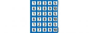 LRP 62428 LRP-Challenge Startnummern Set 2