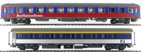 L.S.Models LS46010 2-tlg. Set Personenwagen Bvcmz249/WLAB-30 | ÖBB | DC | Spur H0 kaufen