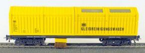 LUX 8830 H0-Gleisstaubsaugerwagen AC~ System analog und digital | Spur H0 kaufen