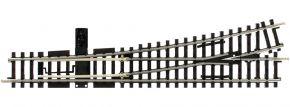 märklin 22715 Schlanke Weiche links | 14° | K-Gleis Spur H0 kaufen