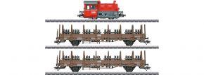 märklin 26617 Zugpackung Köf II + Rungenwagen DSB | mfx+ Sound | Spur H0 kaufen
