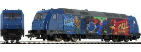 märklin 36656 Diesellok BR 285 Superhelden | Digital Sound | Spur H0 kaufen