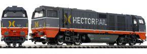 märklin 37296 Schwere Diesellok G 2000 BB Hectorrail   mfx+ Sound   Spur H0 kaufen