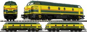 märklin 37602 Doppeltraktion Diesellok Serie 55 SNCB/TVM | mfx Sound | Spur H0 kaufen