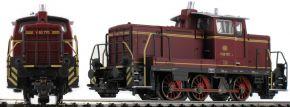 märklin 37861 Diesel-Rangierlok BR V 60 DB | mfx+ Sound | AC | Spur H0 kaufen